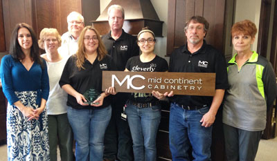 mid continent cabinetry award advance opportunities sm