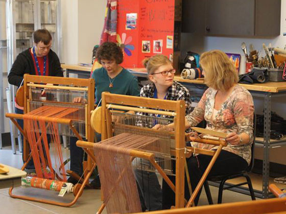 Photo of TSE Weavers